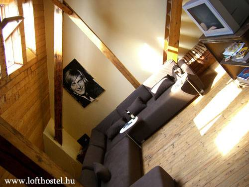 The Loft Hostel, Budapest, Hungary, family friendly vacations in Budapest